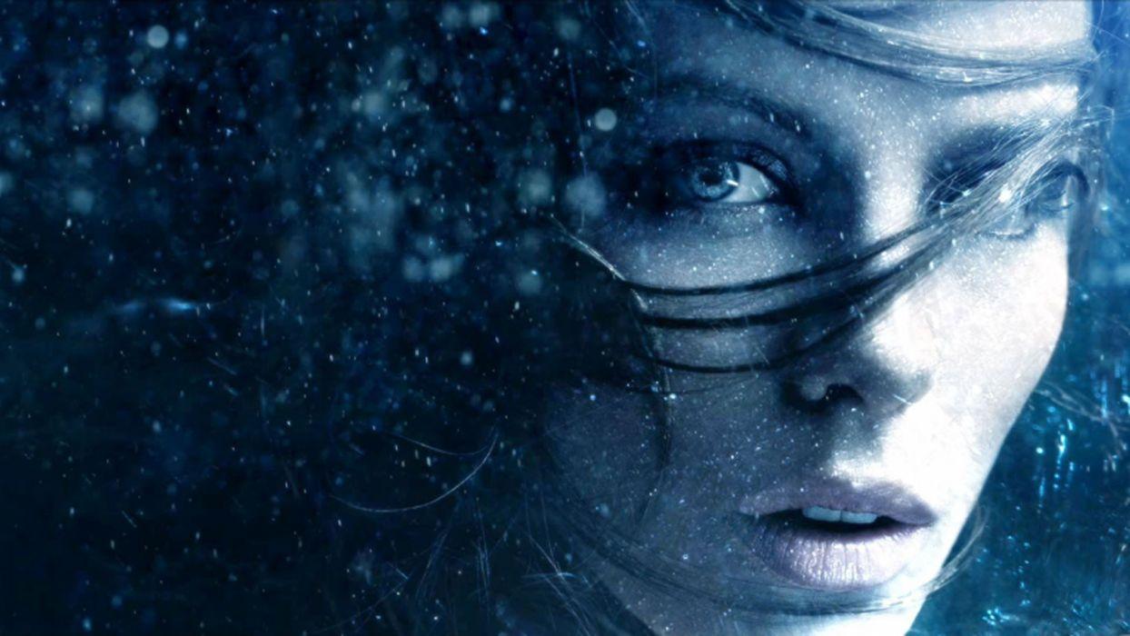women Kate Beckinsale wallpaper