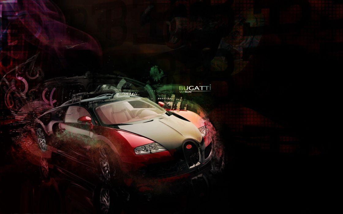 cars Bugatti Veyron supercars wallpaper