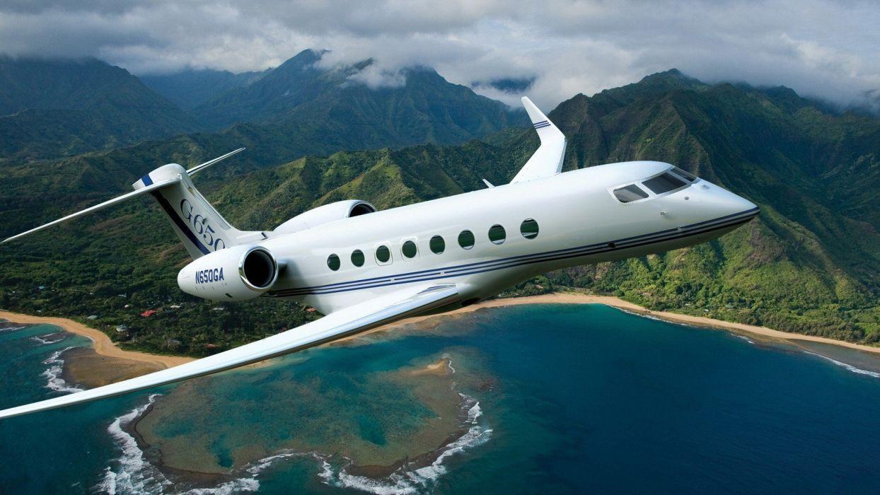 aviation Gulfstream wallpaper