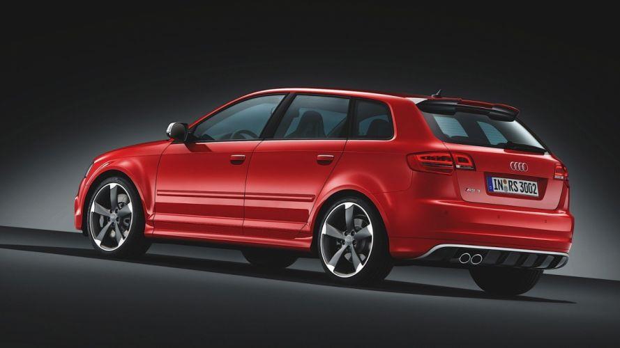 cars Audi RS3 Sportback wallpaper