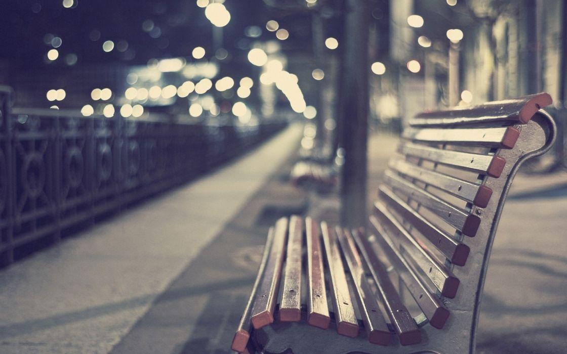 bench wallpaper