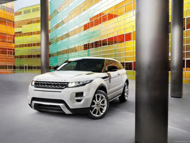 white cars Land Rover Range Rover Range Rover Evoque wallpaper