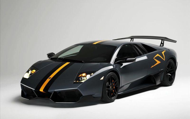 China studio Italian supercars Lamborghini Murcielago Lamborghini MurciAIA wallpaper