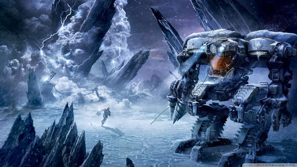 video games Lost Planet wallpaper