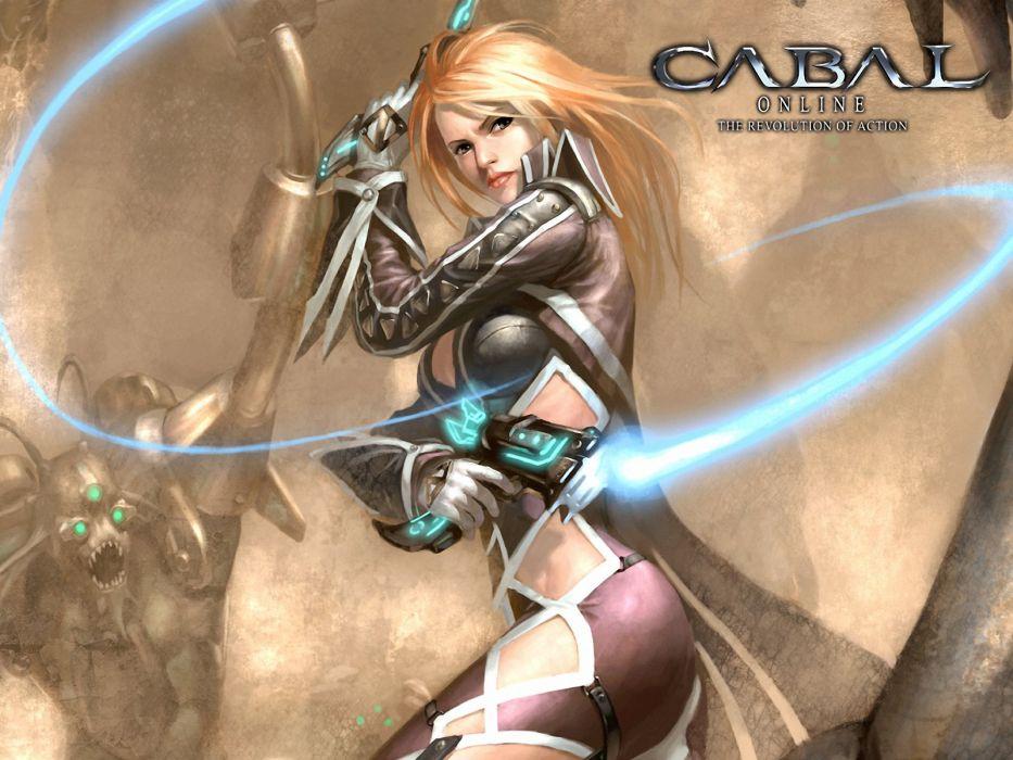 Cabal Online artwork wallpaper
