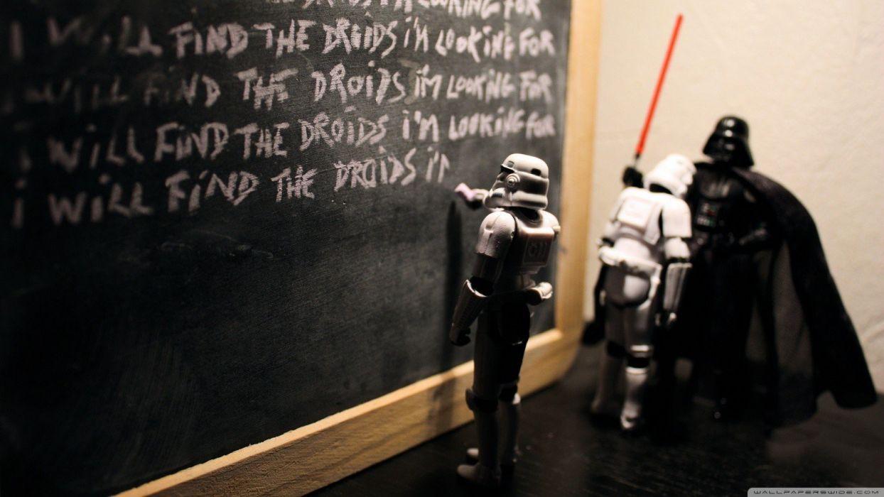 Star Wars droids wallpaper