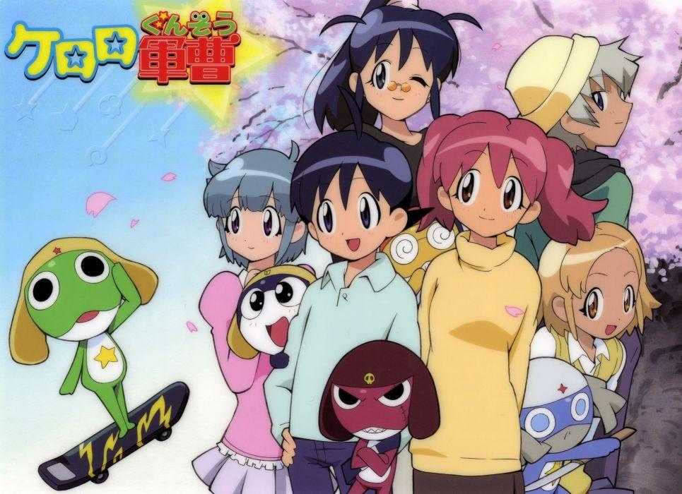 anime Keroro Gunso Keroro wallpaper