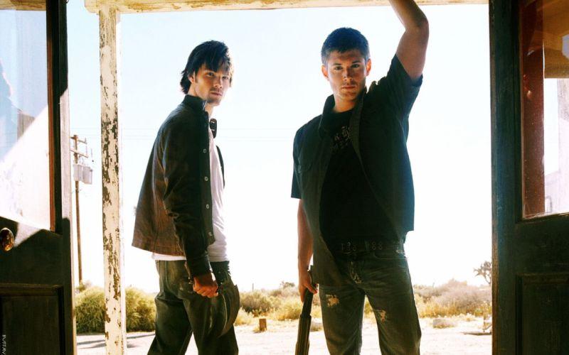 Supernatural Jensen Ackles Jared Padalecki Dean Winchester Sam Winchester wallpaper