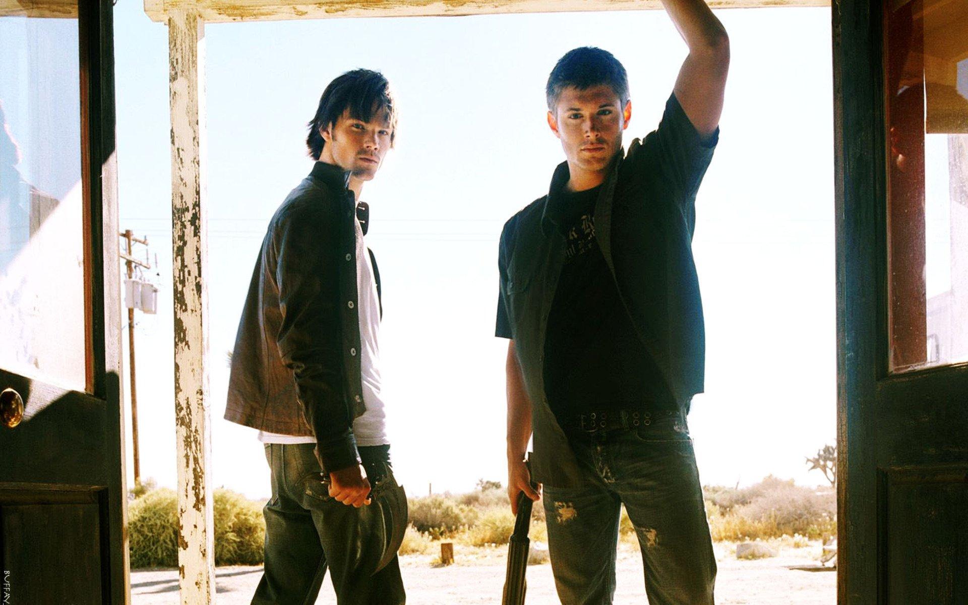 Supernatural Jensen Ackles Jared Padalecki Dean Winchester Sam