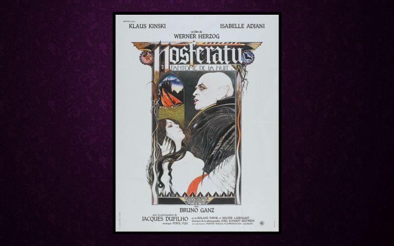 Nosferatu movie posters wallpaper
