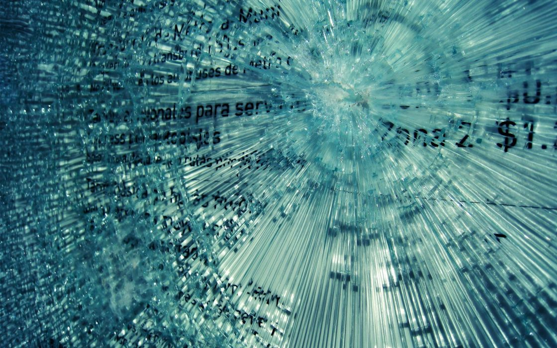 glass shattered broken glass wallpaper