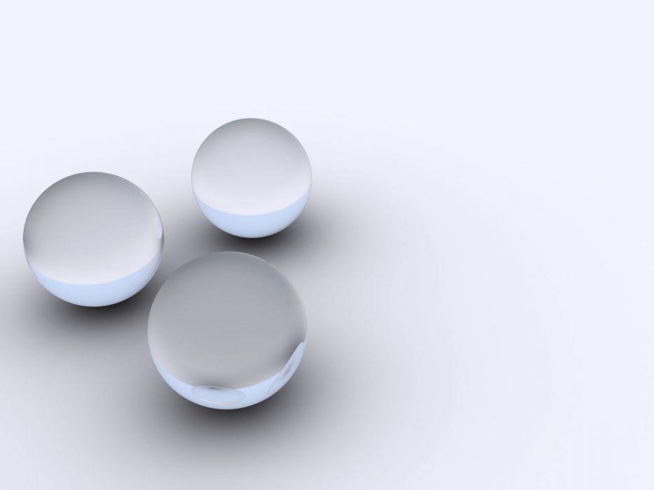 spheres wallpaper