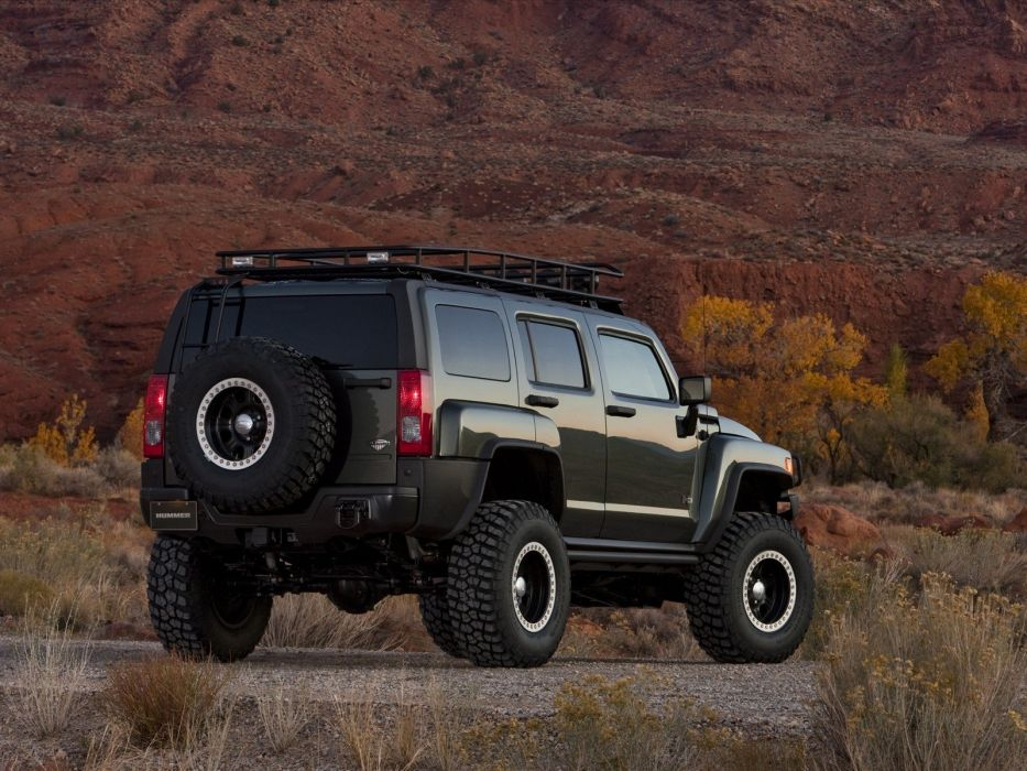 vehicles Hummer wallpaper