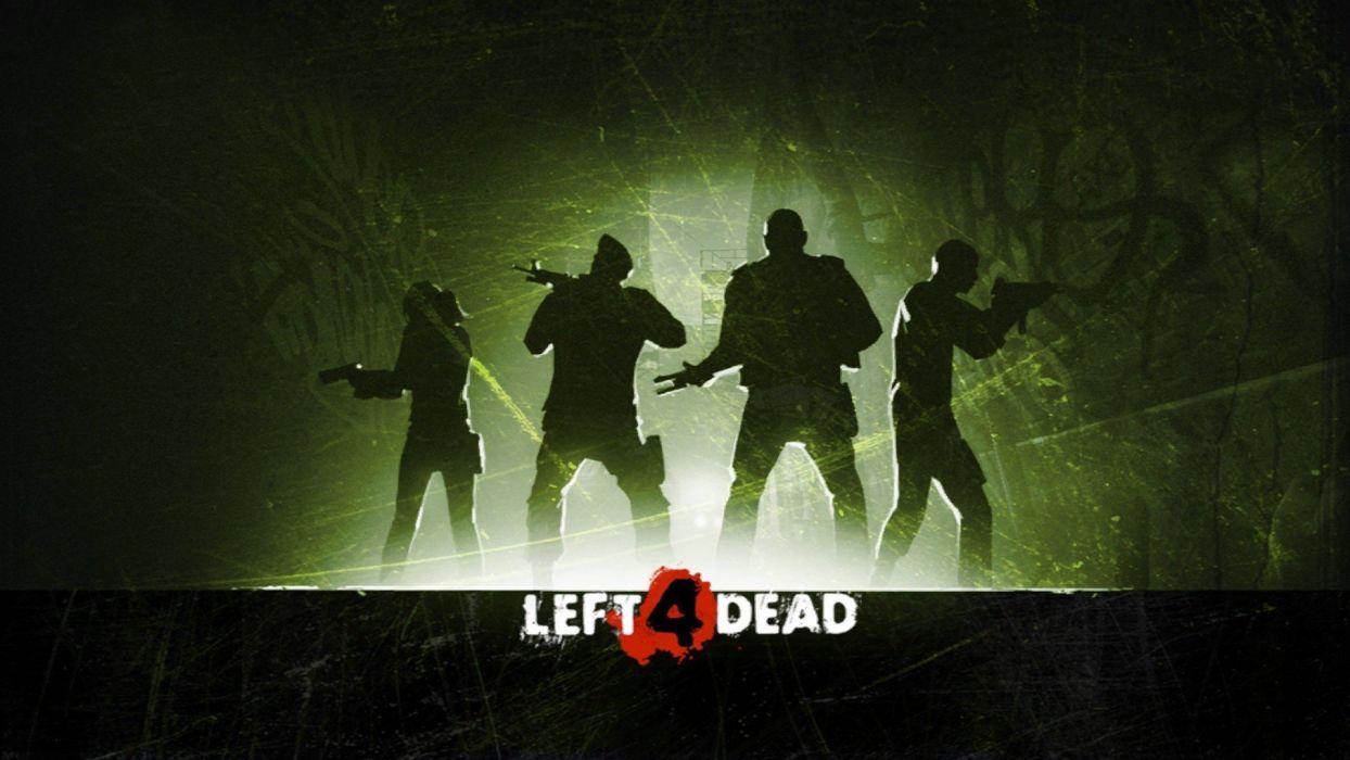 video games Left 4 Dead wallpaper