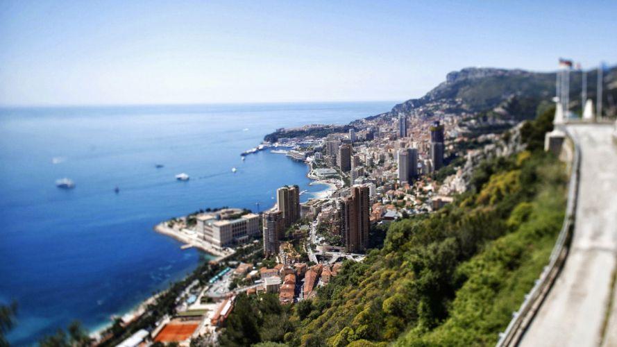 Formula One Monaco Monte Carlo wallpaper