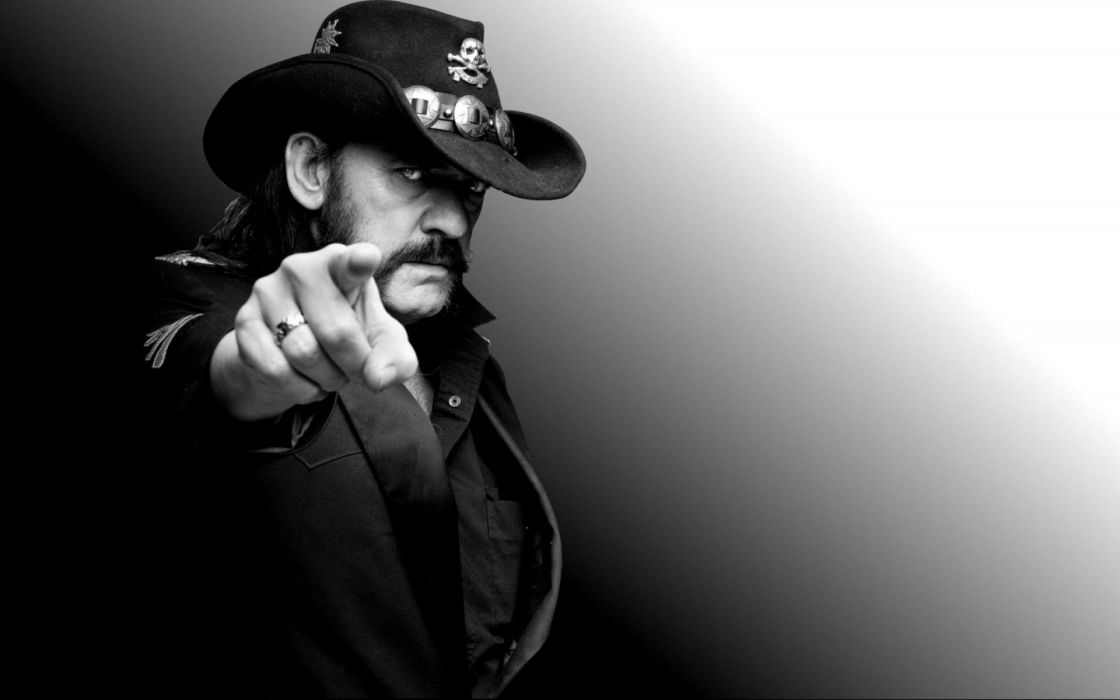 music metal Motorhead Lemmy musican wallpaper