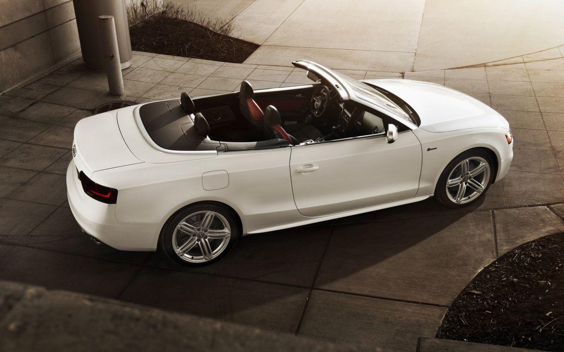 cars Audi S5 wallpaper