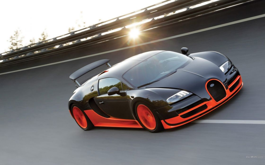cars Bugatti Veyron wallpaper