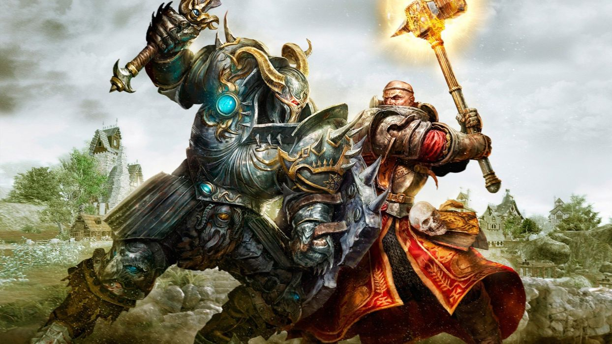 video games Warhammer wallpaper