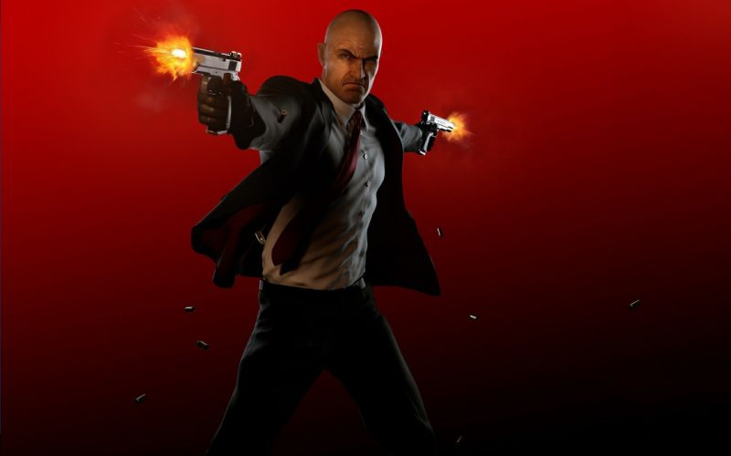 video games Hitman Absolution wallpaper