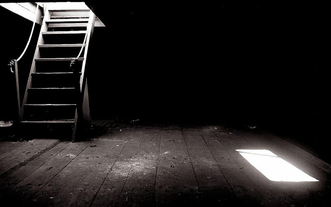 stairways wallpaper