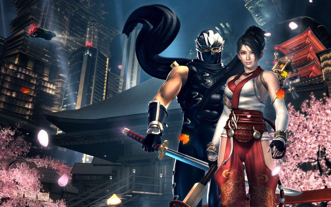 video games Ninja Gaiden wallpaper
