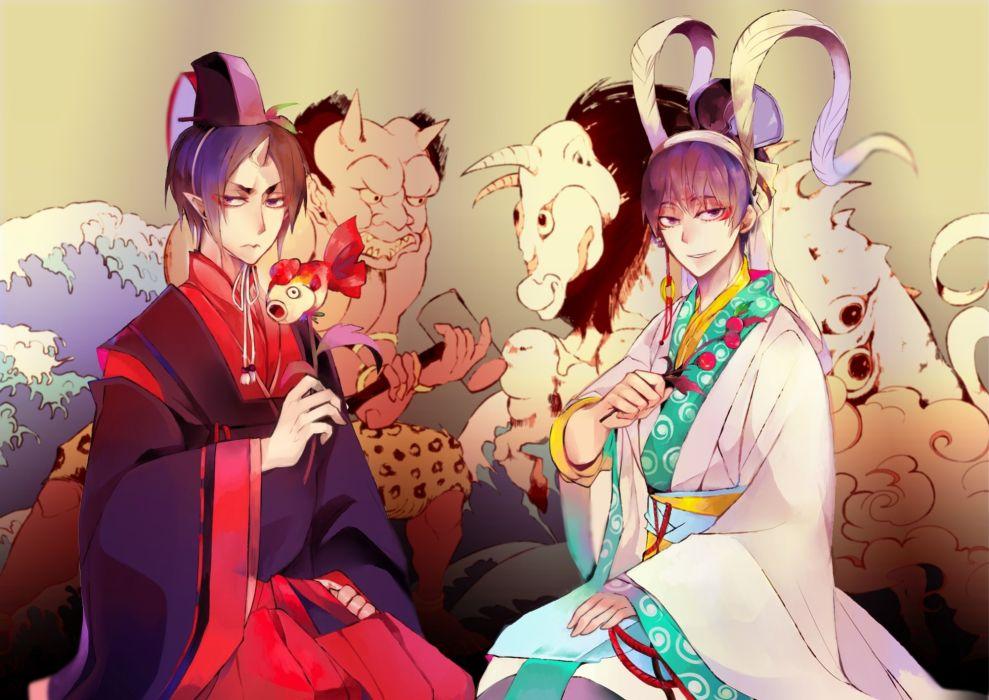 Hoozuki no Reitetsu  fs wallpaper
