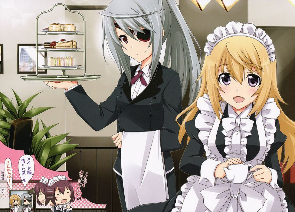 Infinite Stratos    g wallpaper