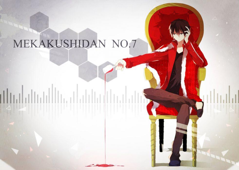 Kagerou Project Kisaragi Shintaro    f wallpaper