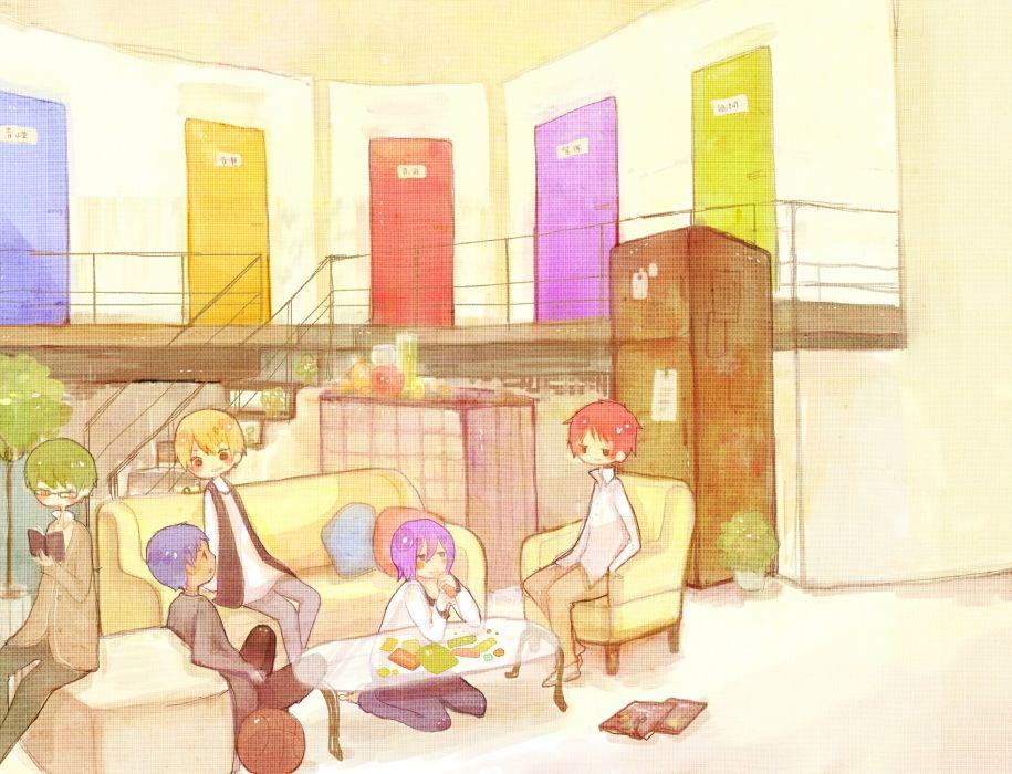 Kuroko no Basket    jf wallpaper