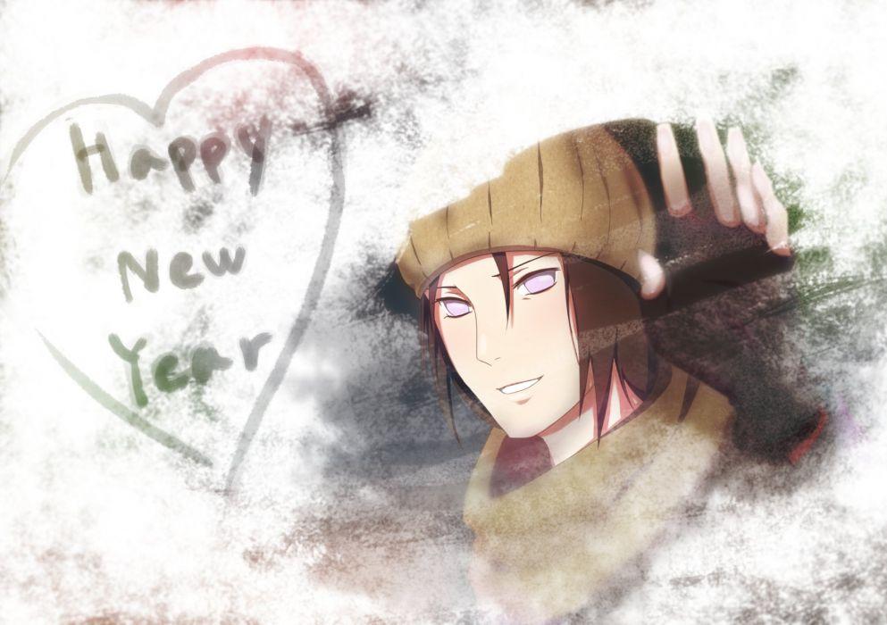 NARUTO Hyuuga Neji new year       f wallpaper