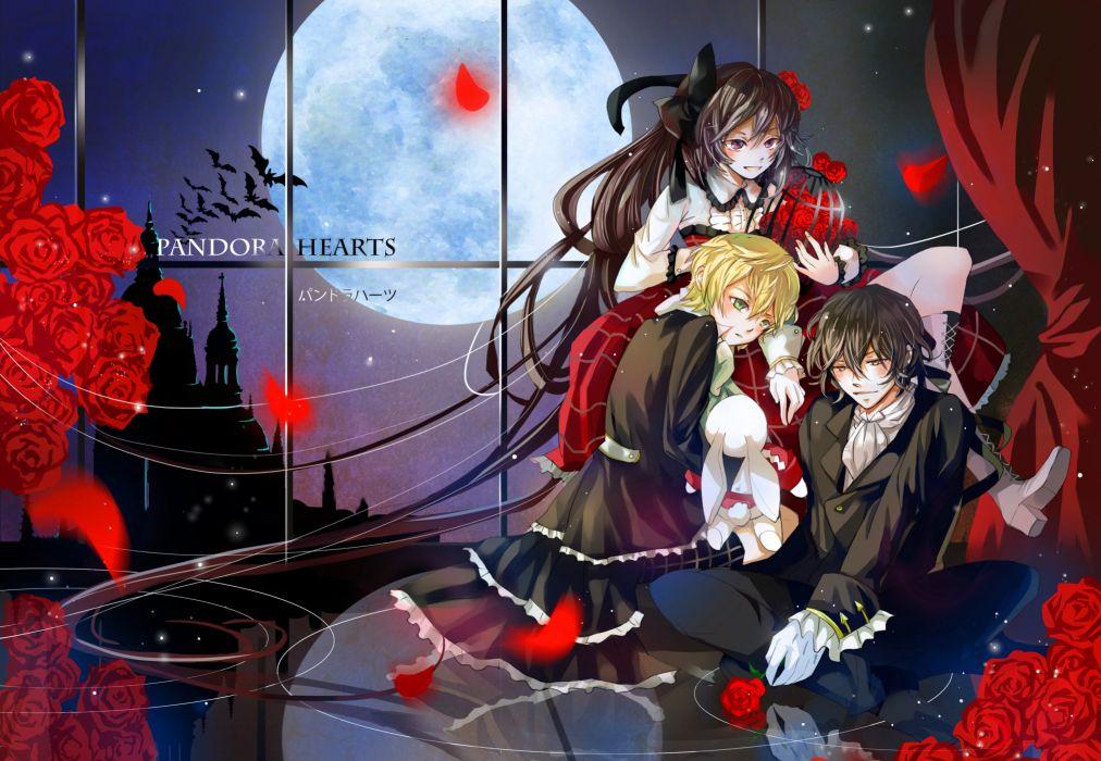 Pandora Hearts    d wallpaper