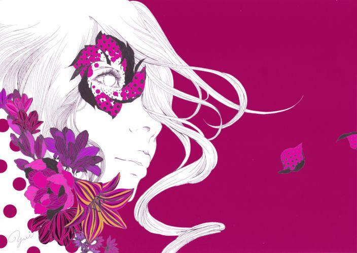 Pixiv Id 2262884 original mood psychedelic d wallpaper