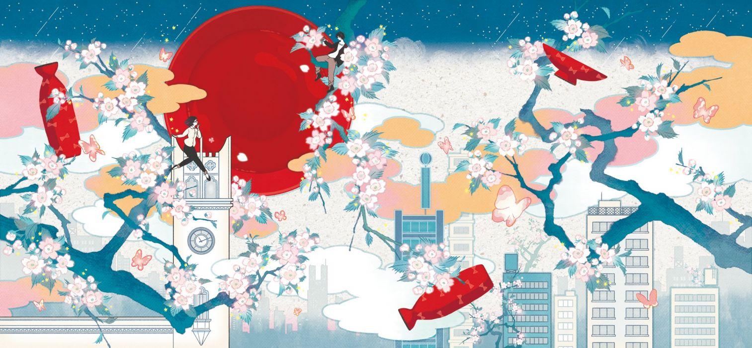 Sakamoto Himemi original     f wallpaper