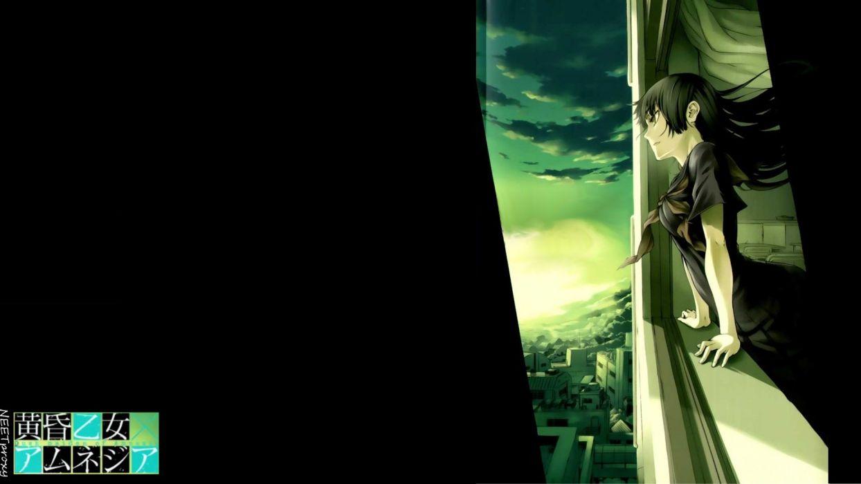 Tasogare Otome X Amnesia   g wallpaper