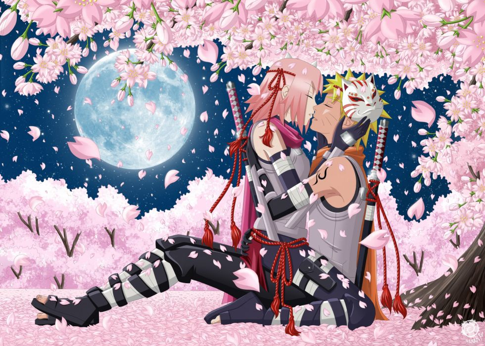uzumaki naruto art anime naruto hanabi-rin wallpaper