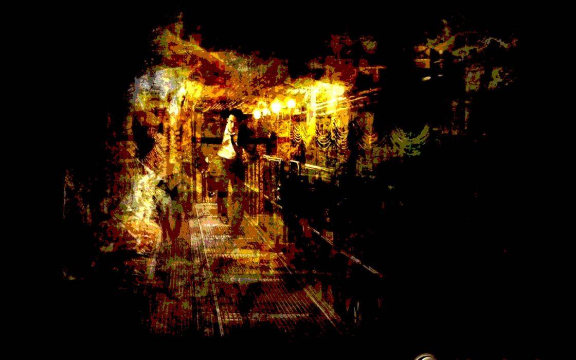 CONSTANTINE horror fantasy occult dark wallpaper