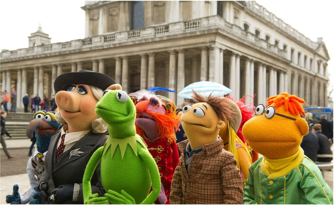 MUPPETS MOST WANTED adventure comedy crime puppet family wallpaper