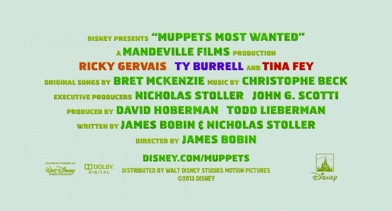 MUPPETS MOST WANTED adventure comedy crime puppet family poster wallpaper
