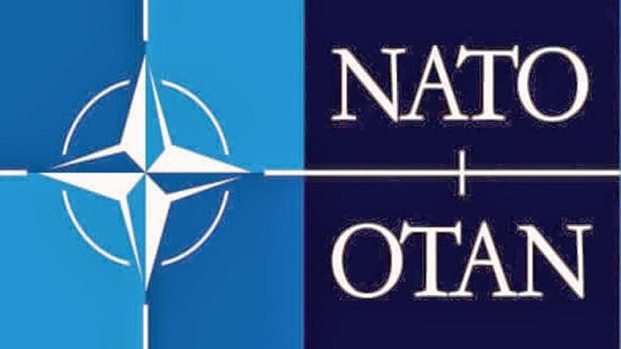 NATO-logo 1600x900 wallpaper