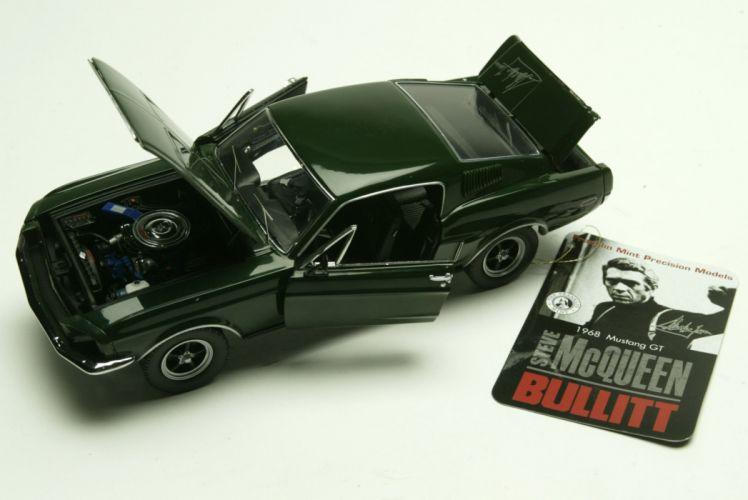 BULLITT action crime mystery movie film ford mustang wallpaper
