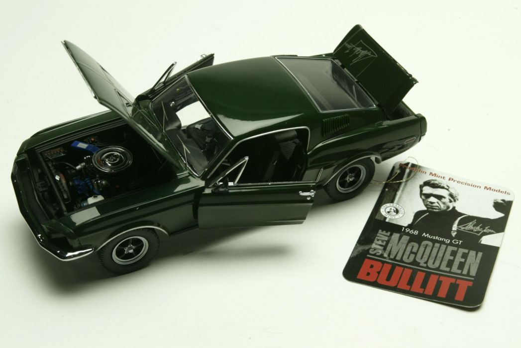 BULLITT action crime mystery movie film ford mustang wallpaper