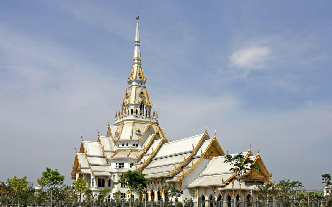 architecture temples wallpaper