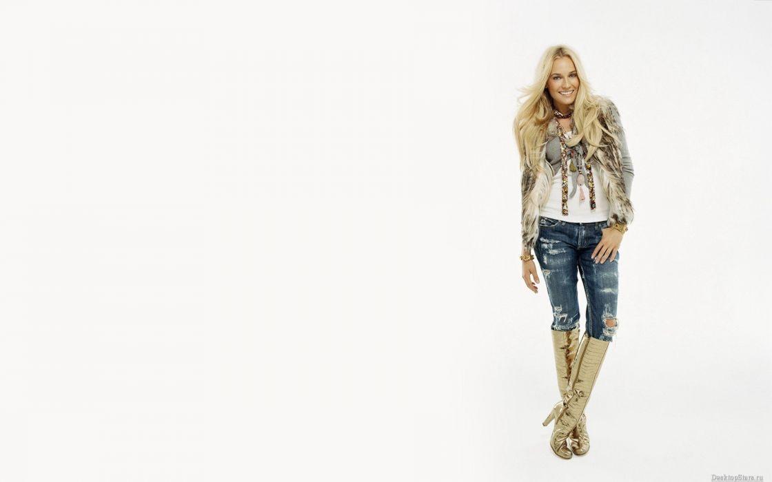 blondes women models Diane Kruger wallpaper