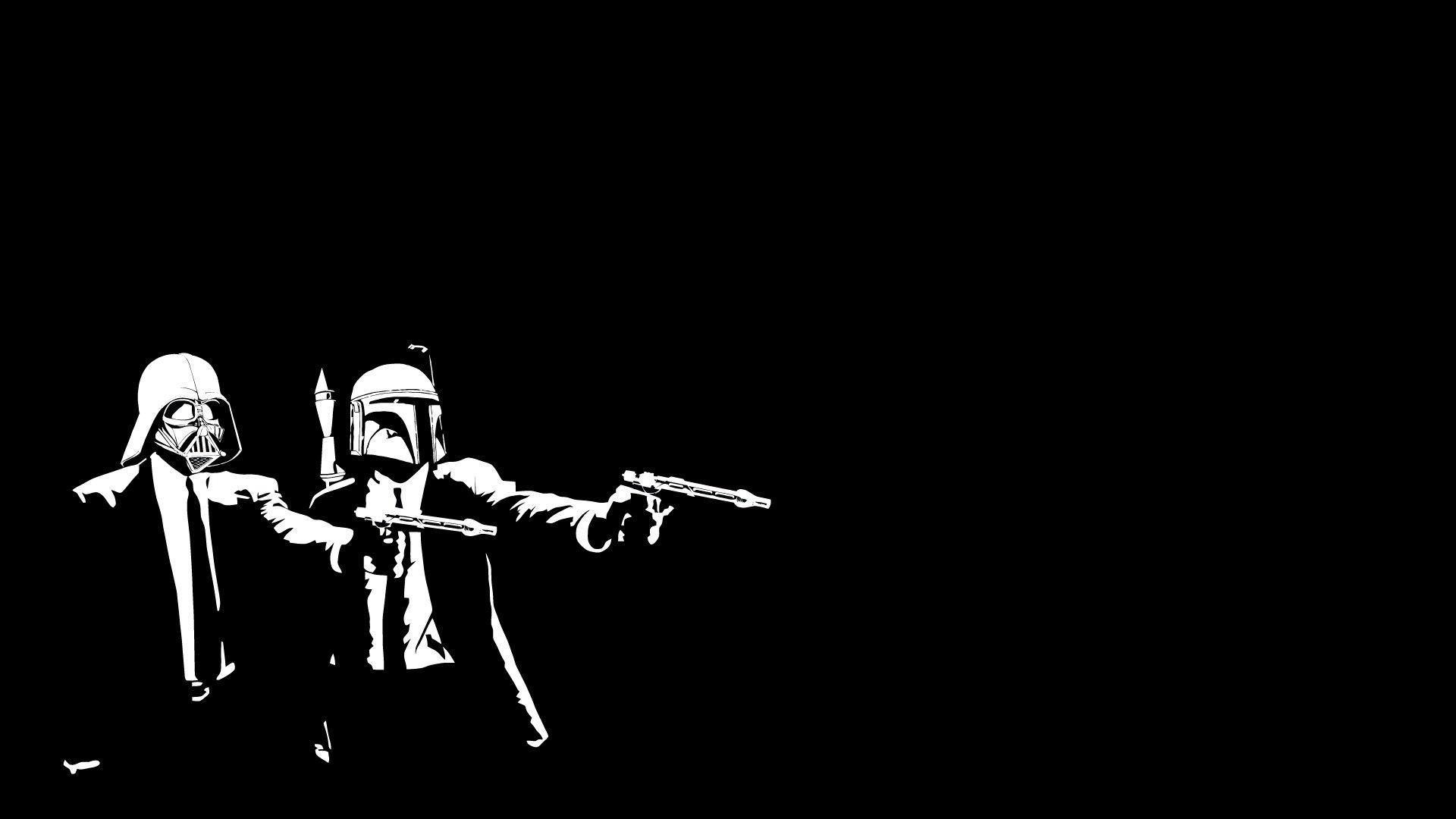 Star Wars Darth Vader Boba Fett The Boondock Saints