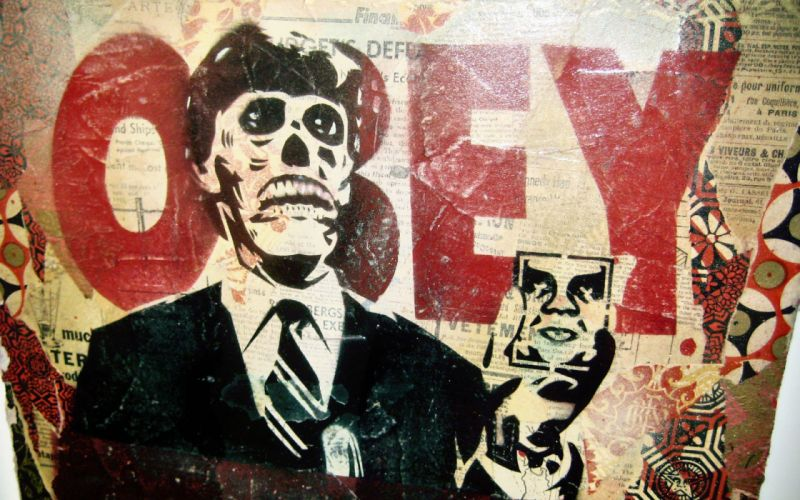 They Live wallpaper