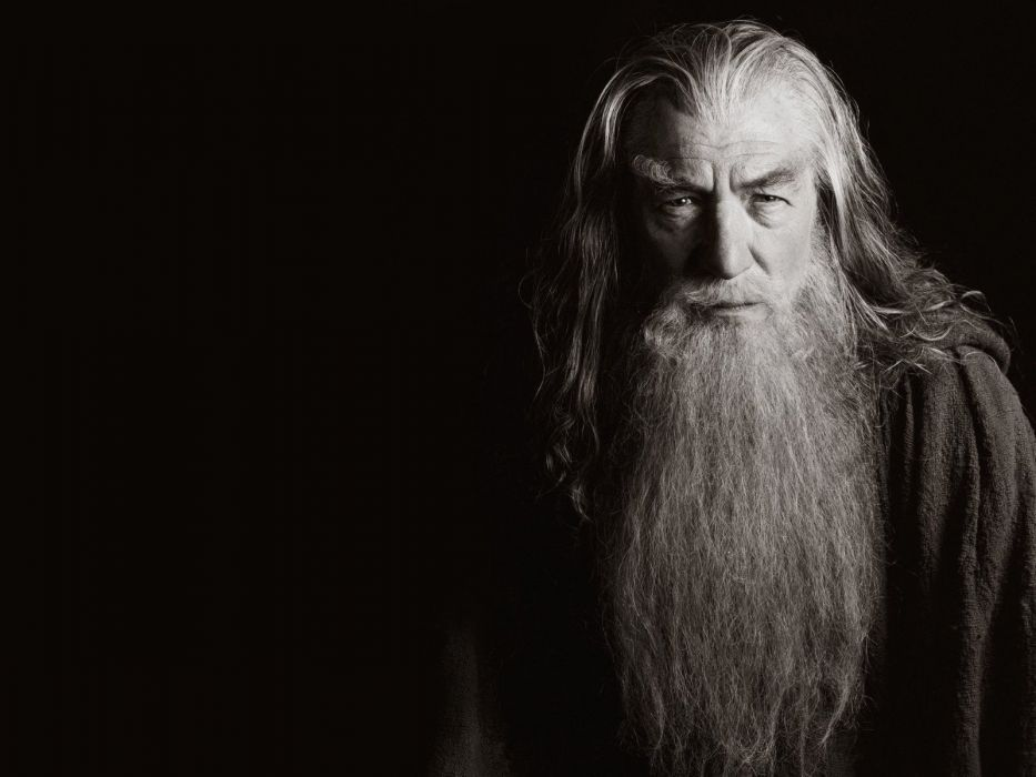 Gandalf The Lord of the Rings Ian Mckellen wallpaper