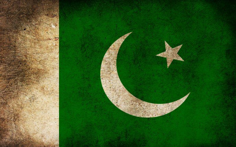 flags Pakistan wallpaper