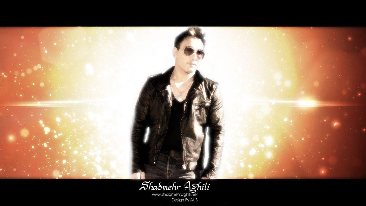 Shadmehr Aghili Shadmehr King of persian pop wallpaper