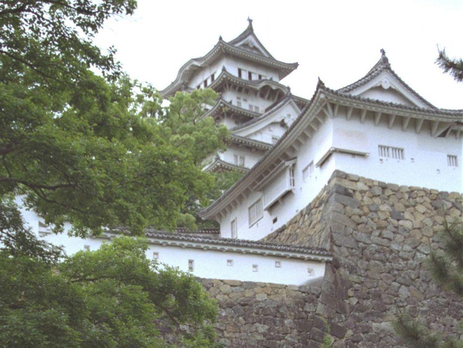 architecture buildings temples wallpaper